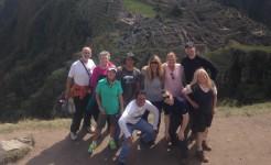 singles hiking tour to machu picchu peru
