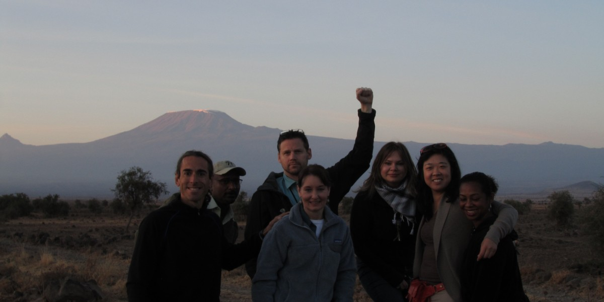 africa singles safari near kilimanjaro