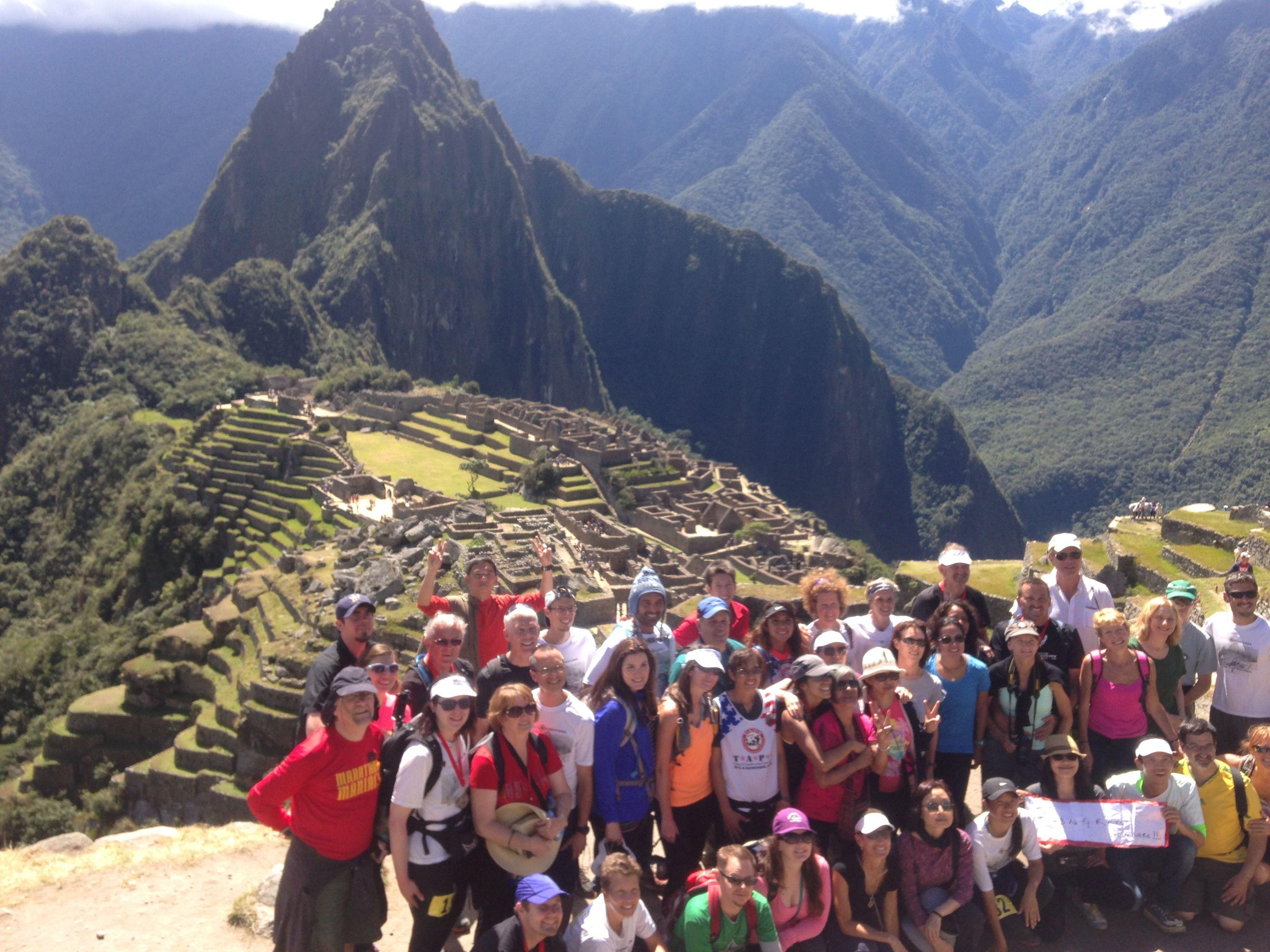 Official Mile Inca Trail Marathon To Machu Picchu Peru - Machu picchu tampa