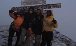 singles hiking tour summit of kilimajaro