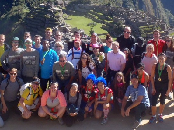 Inca Trail Marathon in the news